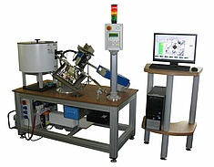 Automatic hardness tester – 500N