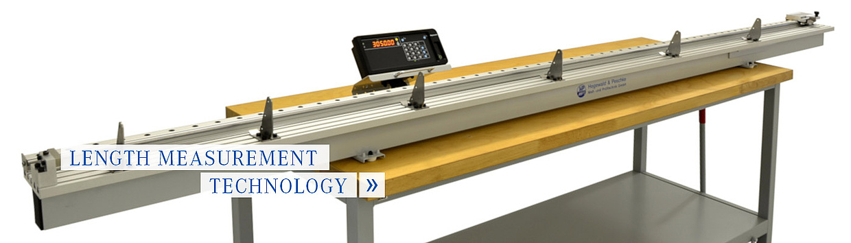 Length Measurement Technology - Hegewald & Peschke