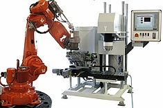 robot-based hardness testing station