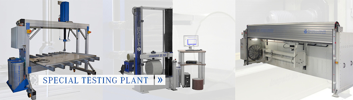 Special Testing Plant