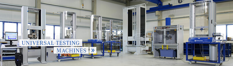 Material testing applications